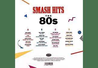 VARIOUS - SMASH HITS THE 80S  - (Vinyl)