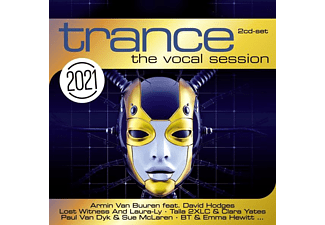 VARIOUS - TRANCE: THE VOCAL SESSION 2021  - (CD)
