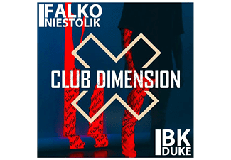 Falko & Bk Duke Niestolik - CLUB DIMENSION  - (CD)