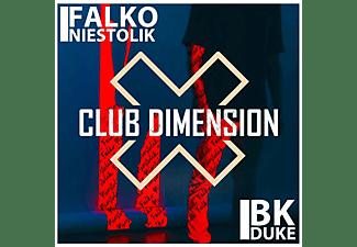 Falko & Bk Duke Niestolik - CLUB DIMENSION  - (CD)