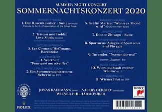 Jonas Kaufmann, Wiener Philharmoniker - Sommernachtskonzert 2020  - (CD)