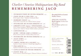 Multiquarium Big Band - Remembering Jaco feat. Bireli Lagrene  - (CD)