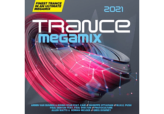 VARIOUS - Trance Megamix 2021 - Finest Trance  - (CD)
