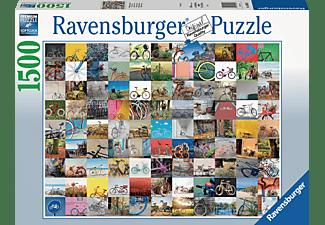 RAVENSBURGER 99 Fahrräder und mehr... Puzzle Mehrfarbig