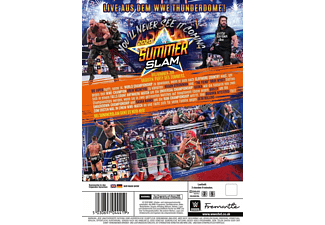 WWE: Summerslam 2020 DVD
