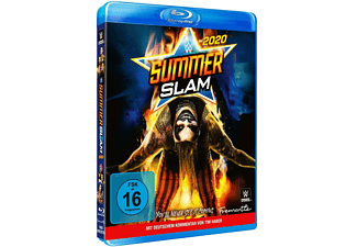 WWE: Summerslam 2020 Blu-ray
