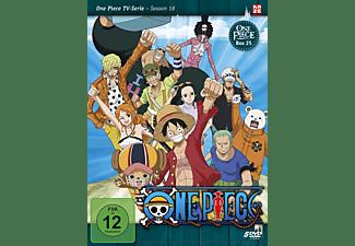 One Piece - TV-Serie - Box 25 (Ep. 747-779) DVD