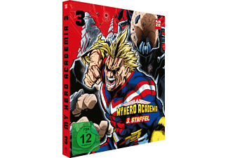 My Hero Academia -  Staffel 3 - Vol. 3 DVD