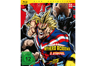 My Hero Academia -  Staffel 3 - Vol. 3 Blu-ray