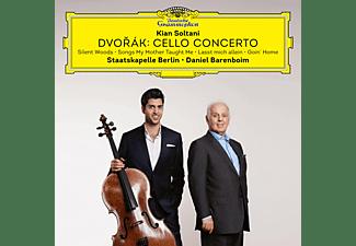 Kian Soltani, Staatskapelle Berlin, Daniel Barenboim - Dvorak: Cello Concerto  - (CD)