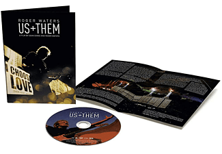 Roger Waters - Roger Waters - Us + Them  - (DVD)