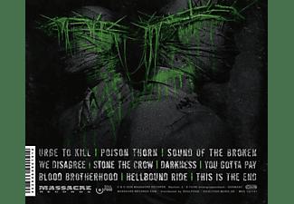 Godsnake - POISON THORN  - (CD)