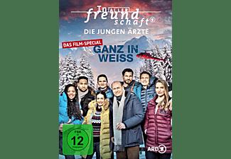 In aller Freundschaft - Die jungen Ärzte: Ganz in Weiß DVD