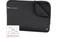 HAMA Neoprene 14.1 Zoll Notebook-Sleeve für Universal Neopren, Schwarz