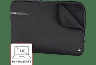 HAMA Neoprene Notebooktasche Sleeve für Universal Neopren, Schwarz