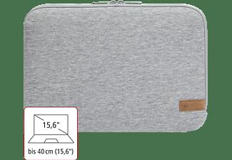 HAMA Jersey Notebooktasche Sleeve für Universal Jersey, Hellgrau