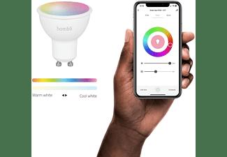 HOMBLI LED Leuchte/Spot HBPP-0105 , 2er Set, RGB