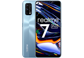 "Móvil - realme 7 Pro, Plata, 128 GB, 8 GB, 6.4"", Full HD+, Qualcomm Snapdragon 720G, 4500 mAh, Android"