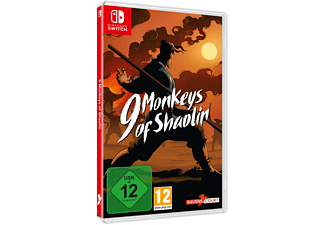9 Monkeys of Shaolin - [Nintendo Switch]
