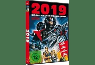 2019 – Die Gnadenlosen Knechte Gottes DVD