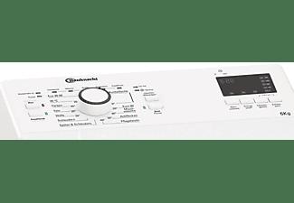 BAUKNECHT WAT PRIME 652 DI N Waschmaschine (6 kg, 1152 U/Min., D)