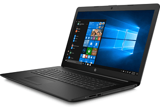 HP 17-by2352ng, Notebook mit 17,3 Zoll Display, Core™ i5 Prozessor, 8 GB RAM, 256 GB SSD, UHD Graphics, Schwarz