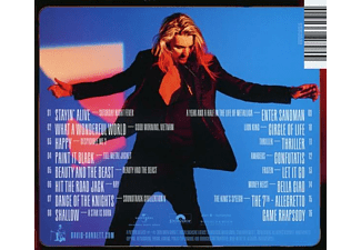 David Garrett - Alive  - My Soundtrack  - (CD)