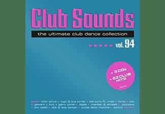 VARIOUS - Club Sounds,Vol.94  - (CD)