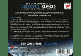 Kristjan/baltic Sea Philharmonic Järvi - Dornröschen/Sleeping Beauty-A Dramatic Symphony  - (CD)