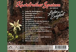 Kastelruther Spatzen - Liebe für die Ewigkeit  - (CD)