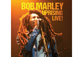Bob Marley - UPRISING LIVE!  - (Vinyl)