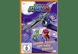 PJ Masks – Pyjamahelden – Immer Ärger mit den Dinos DVD
