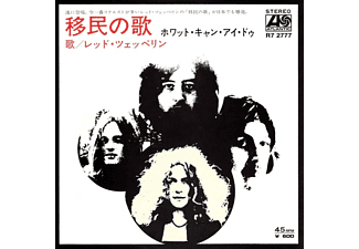 Led Zeppelin - Immigrant Song/Hey,Hey,What Can i Do  - (Vinyl)