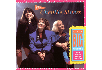 Chenille Sisters - BIG PICTURE & OTHER SONGS  - (CD)