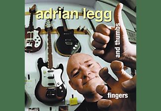 Adrian Legg - FINGERS & THUMBS  - (CD-ROM)