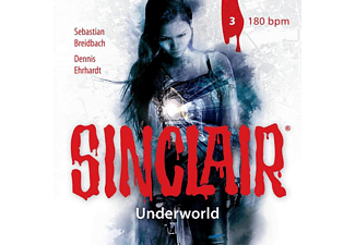 Sinclair John - Sinclair,Staffel 2: Underworld,Folge 3: 18 bpm  - (CD)