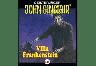 Sinclair John - Folge 145: Villa Frankenstein  - (CD)