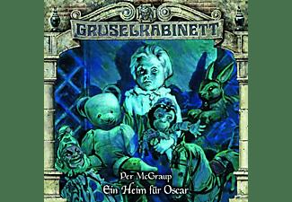 Gruselkabinett - 169/Ein Heim für Oscar  - (CD)