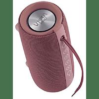 Altavoz inalámbrico - Vieta Pro VM-BS56DG Upper 2, Bluetooth, Autonomía de hasta 10 h, Granate