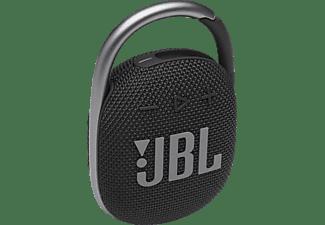JBL Clip4 Bluetooth Lautsprecher, Schwarz