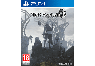 PS4 - NieR Replicant ver.1.22474487139… /D