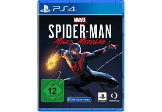 Marvel's Spider-Man: Miles Morales - [PlayStation 4]