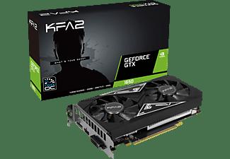KFA2 GeForce® GTX 1650 EX PLUS OC 4GB (65SQL8DS93EK) (NVIDIA, Grafikkarte)