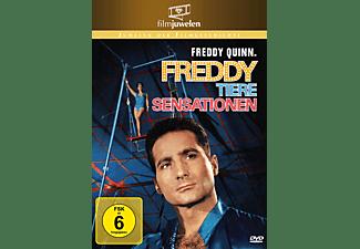 Freddy, Tiere, Sensationen (Neuauflage) DVD