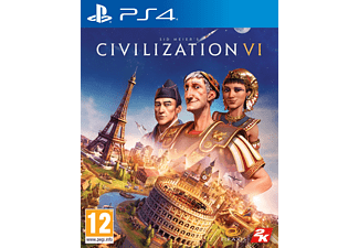 PS4 - Civilization VI /D
