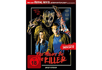 You Might Be The Killer DVD
