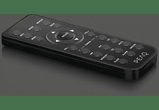 PEAQ PDR 261BT-B Internet Radio, DAB+, FM, Bluetooth, Schwarz/grau