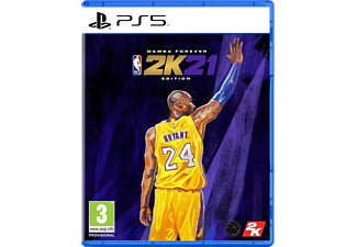 NBA 2K21 Mamba Forever Edition FR/NL PS5