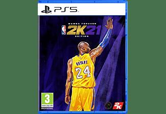 NBA 2K21 Mamba Forever Edition NL/FR PS5
