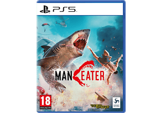 DEEP SILVER Maneater UK PS5